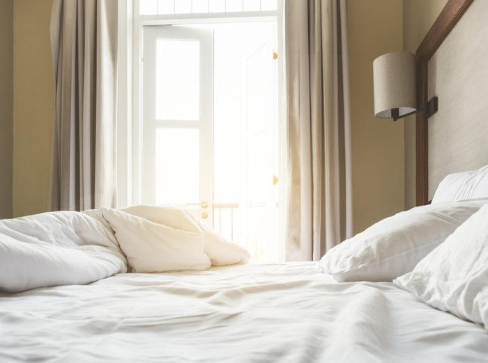 Hoe hou je jouw bed fris en hygiënisch?