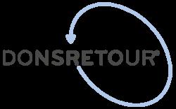 Donsretour logo